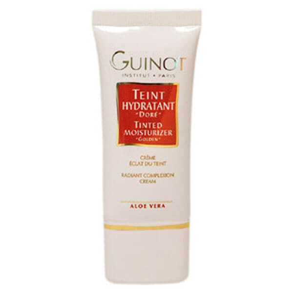 Guinot Teint Hydratent Moisturizer Golden