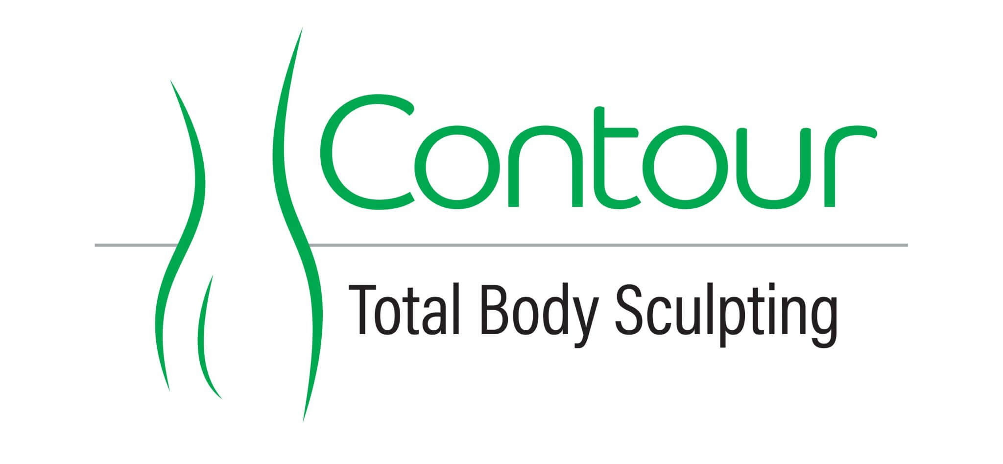 Contour total body sculpting logo